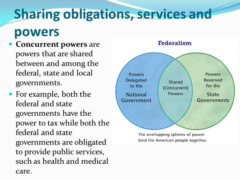 Federalism, State and Local Government - ppt video online download