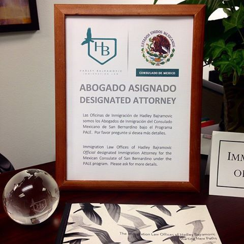 ILOHB is the Official Immigration Attorney for Mexican Consulate ...