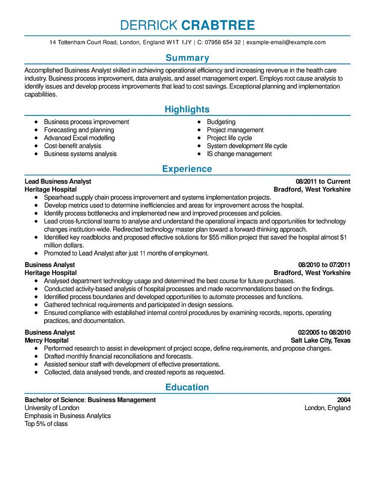 asset manager resume sample