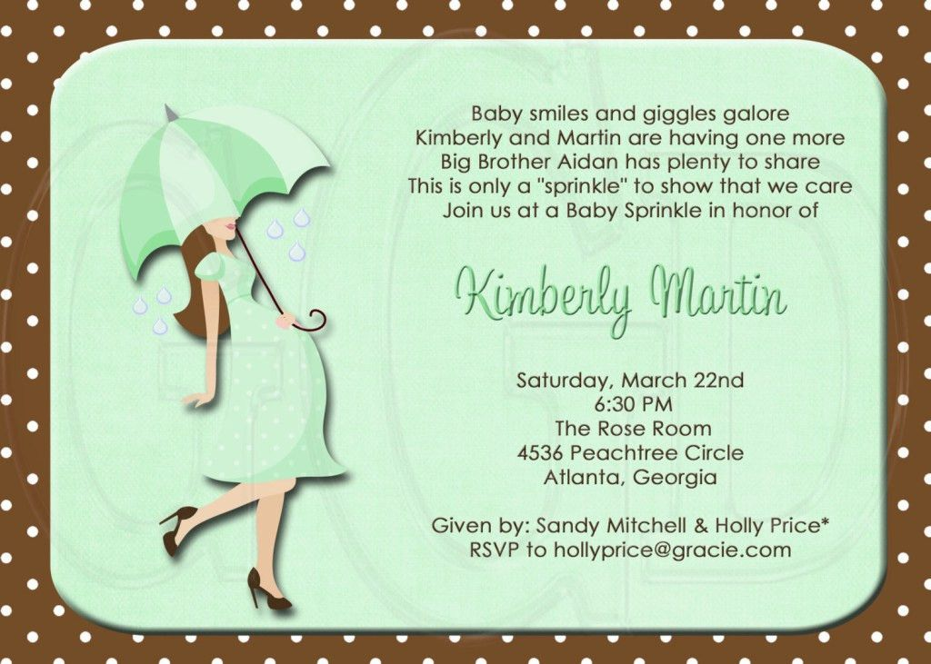 Baby Shower Invitation Wording Second Boy - Wedding Invitation ...