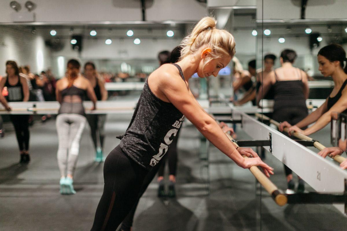 The Barre Code: How Two Women Left Their Corporate Jobs To Create ...