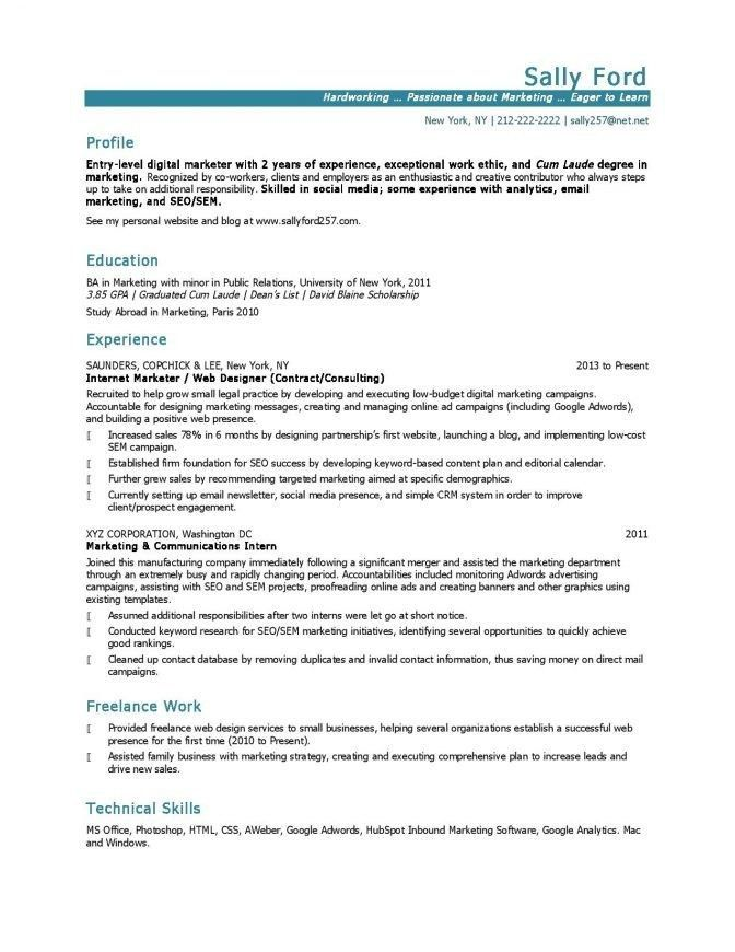 Simple Resume Docx. best free clean resume templates in psd ai and ...