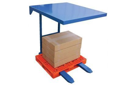 Beacon World Class - Forklift Pallet Canopy - Pallet Cover Protector