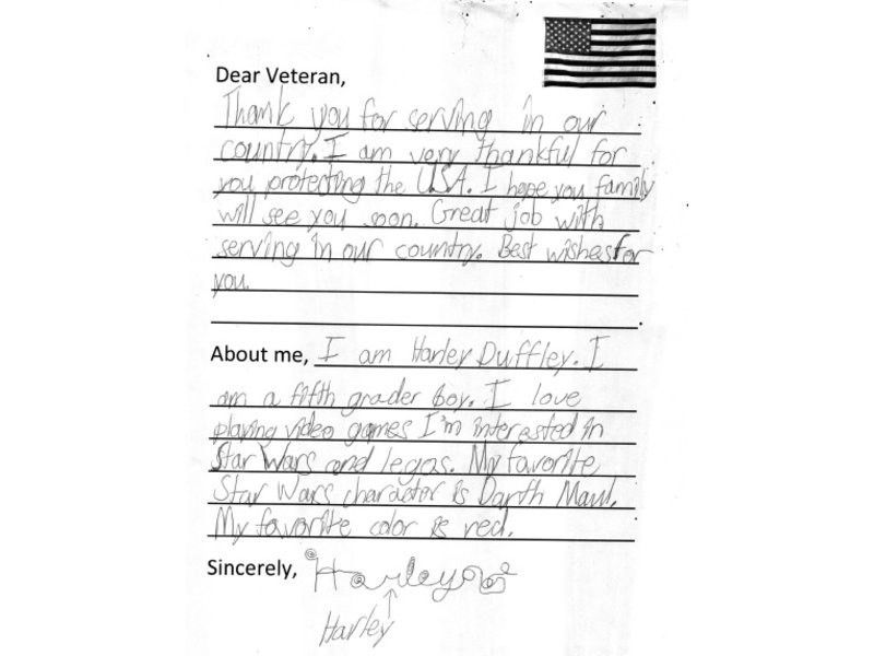 Chelmsford Police Ask Residents to Write Letters for Veterans ...