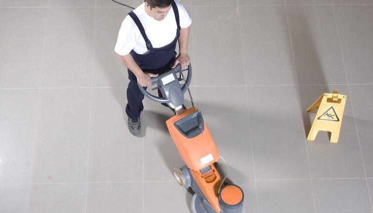 Job Description of a Floor Technician | Career Trend