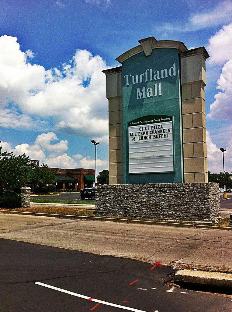 Turfland Mall (1967-2008) — Lexington, Kentucky – Jamie in Wanderland