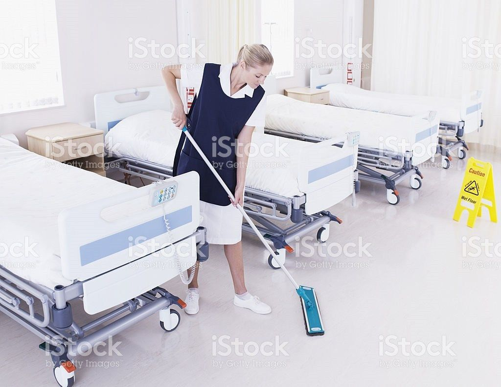 Hospital Janitor Pictures, Images and Stock Photos - iStock