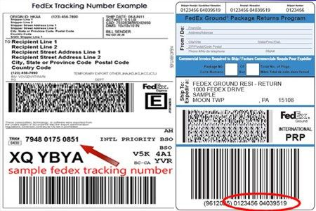 FedEx Tracking - Online FedEx Courier Track & Trace Status
