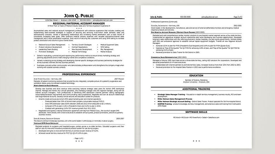 Classy Ideas Professional Resume Paper 16 Examples Of Good Resumes ...