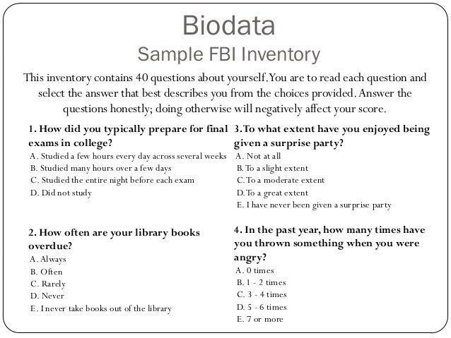 how to write biodata 9 bio data sample for job emt resume best