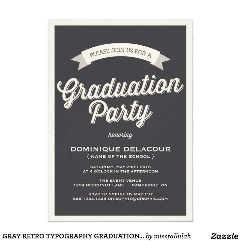 Templates Graduation Invitations Templates Graduation Invitation ...