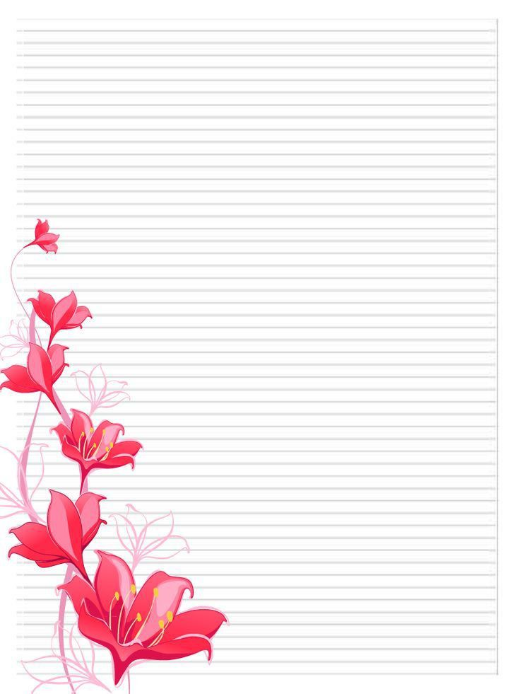 630 best Printable Stationary images on Pinterest | Snail mail ...