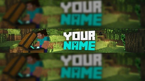 Gaming YouTube Banner Template   Tristan Nelson - Sellfy.com
