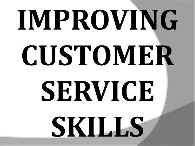 Customer care workshop