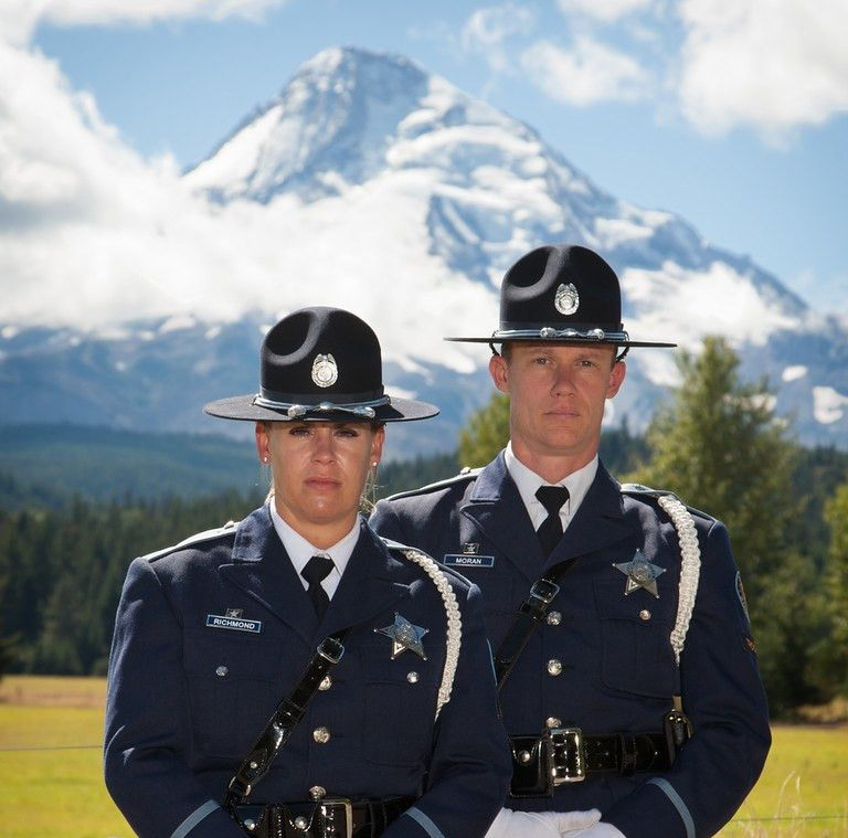 State of Oregon: Oregon State Police