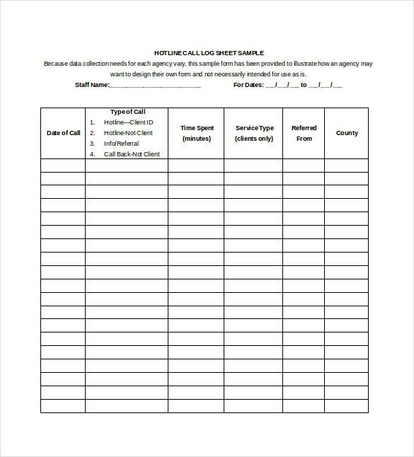 Sales Call Sheets Call Sheet Template 21 Free Word Pdf Documents – Call Sheet Template Word