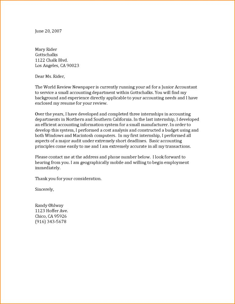Shining Design General Cover Letter Examples 13 6 General Cover ...