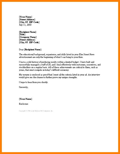 Ingenious Inspiration How To Close A Cover Letter 13 Cover Letter ...