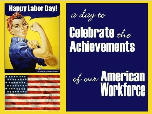 37 best Holiday: Labor Day images on Pinterest | Happy labour day ...