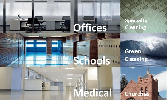 Commercial Cleaning Company - Janitorial Services - Lehigh Valley, PA