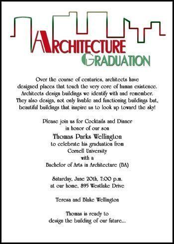33 best Graduation Professional Graduate Announcements Invitations ...