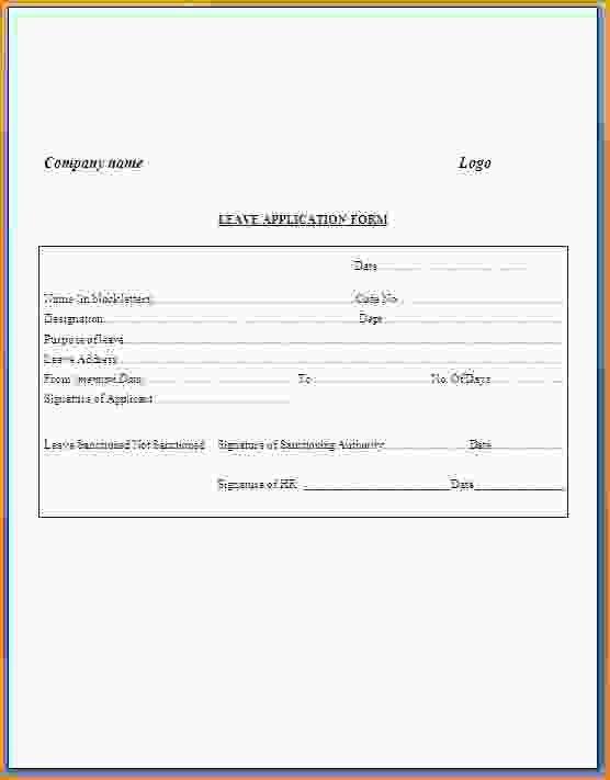 Applications Format.Job Application Form.png - Loan Application Form