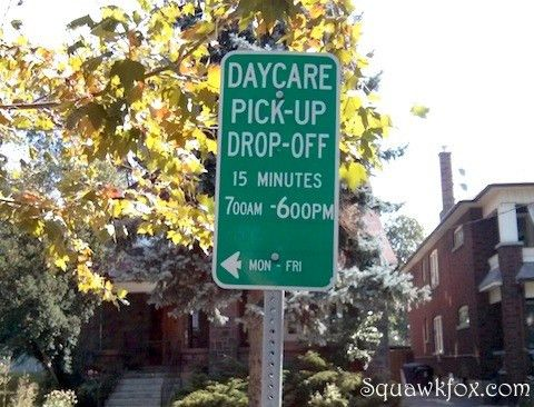 The crazy cost of daycare - Squawkfox