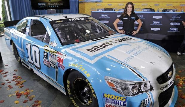 Danica Patrick gets multi-year deal, new NASCAR sponsor