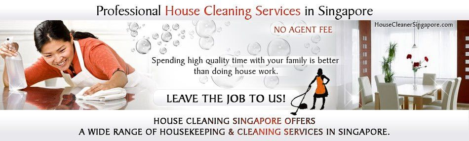 How to Find Best House Cleaning Services in Singapore?