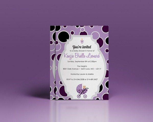 21+ Free Baby Shower Invitations - JPG, PSD, AI Illustrator Download