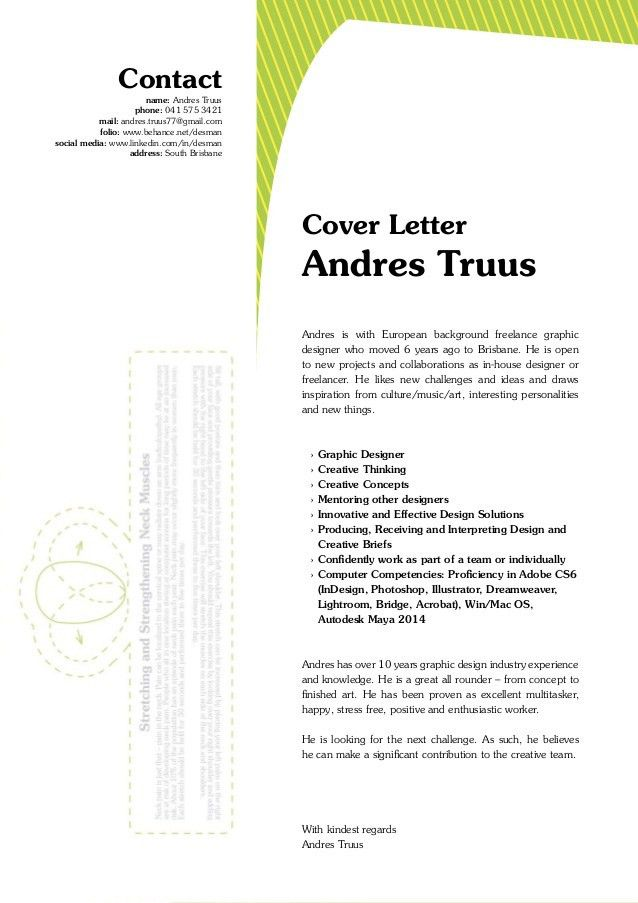 cover letter of a resume resume cover letter example graphic ...