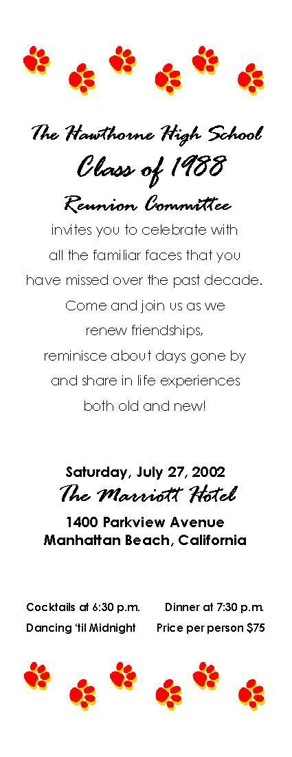 Best 25+ Class reunion invitations ideas on Pinterest | Class ...