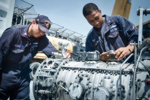 Mechanical & Industrial Technology Careers : Navy.com