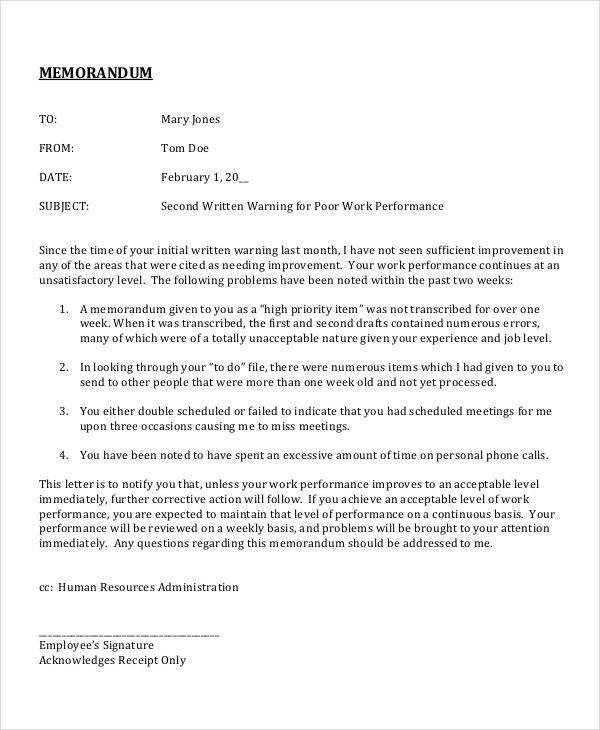 Promotion Announcement Letter Sample [Template.billybullock.us ]