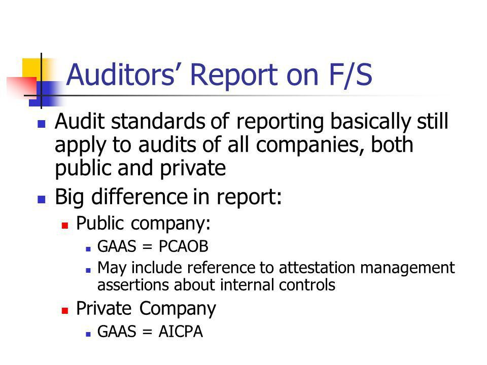 Private Company Audit Report | Manager.billybullock.us
