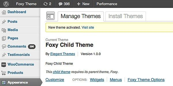 How To Create A Child Theme, And Why You Should Be Using One ...