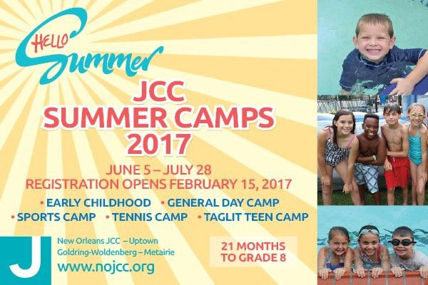 Ultimate Guide to Summer Camp in and Around New Orleans