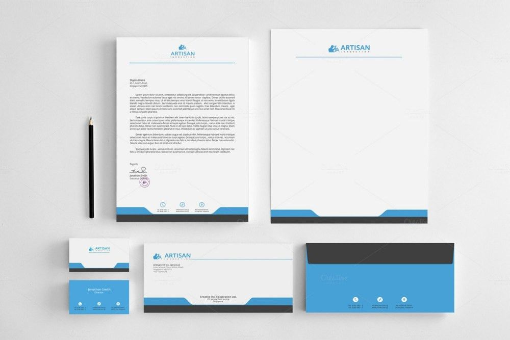 20+ Corporate Identity Template Word, PSD, InDesign and Ai Format ...