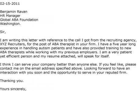Best Sample ABA Therapist Resume : SinglePageResumecom, Resume ...