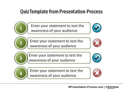 powerpoint multiple choice test template multiple choice test or ...