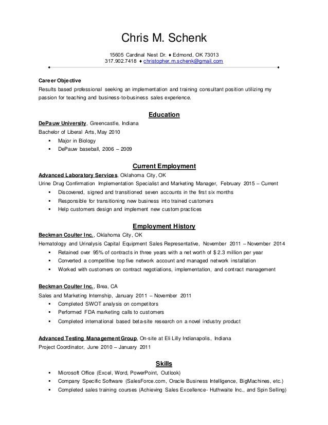 construction consultant resume. resume for employment consultant ...