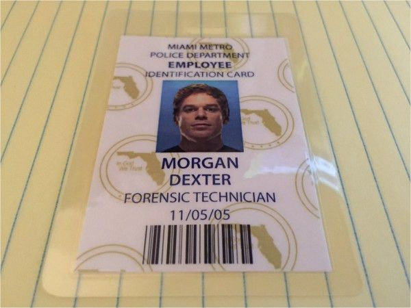 Id Badge Templates - Free Sample, Example, Format Download | Free ...