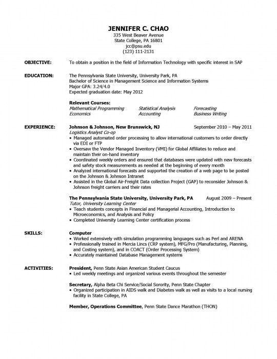The Elegant Volunteer Experience On Resume Samples | Resume Format Web