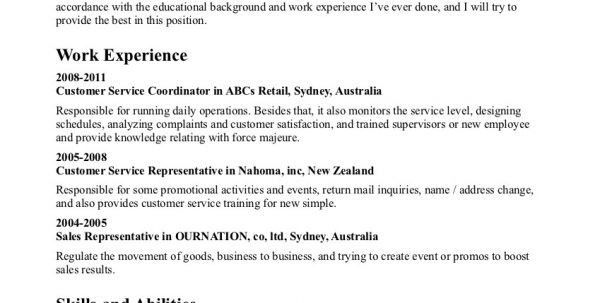 Call Center Resume Example Customer Service Resume Example ...
