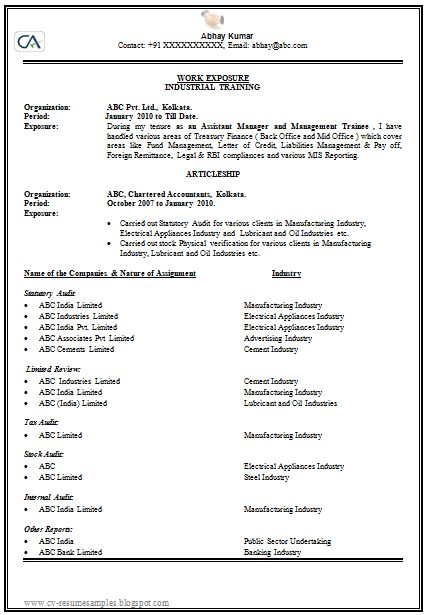 image gallery of splendid how to prepare resume 15 how make a ...