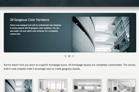 5 Free Dreamweaver Template Websites | CSS MenuMaker