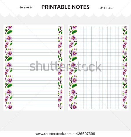 Violet Notebook Sheet Squared Stock Images, Royalty-Free Images ...