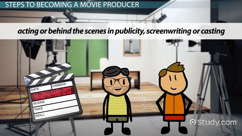 How to Become a Movie Producer | Education and Career Roadmap