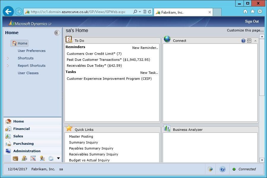 Microsoft Dynamics GP 2013 SP2 Web Client Scale-Out Deployment ...