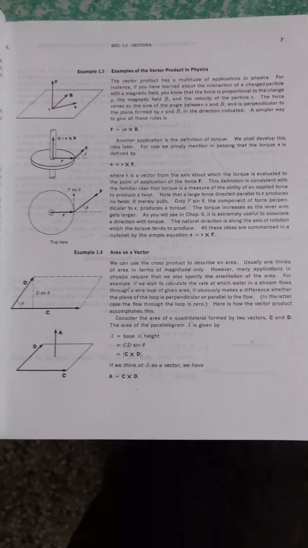 Are there any real life scenarios to visualise dot product or ...